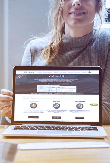 Aptech Web Design Portfolio