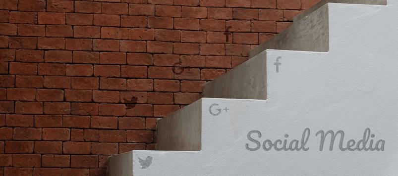 Going Up the Social Media Ladder