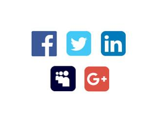 5 Most Popular Social Media for July 2012