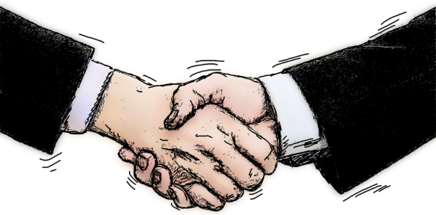Handshake - Building Trust and Credibility for E-commerce