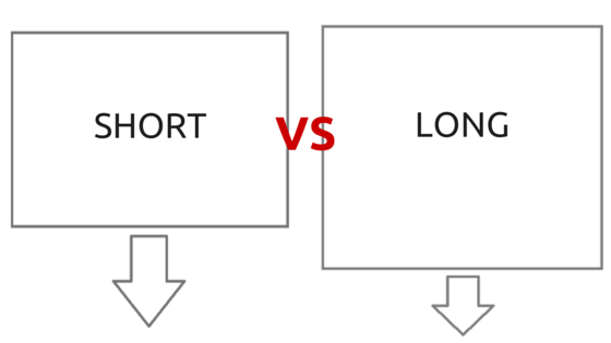 Short vs. Long Blog Post: Which is Better?