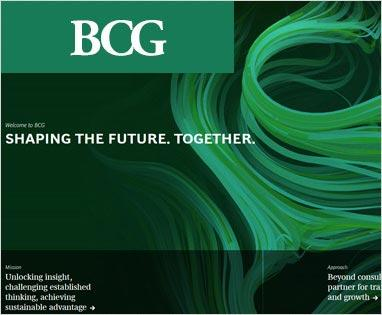 Responsive Web Design for Boston Consultancy Group