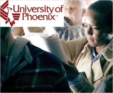 Web Design for University of Phoenix