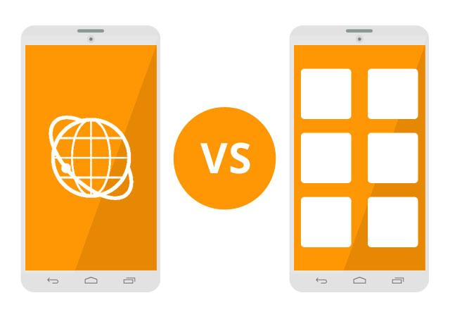 Mobile App Vs Mobile Site for Business