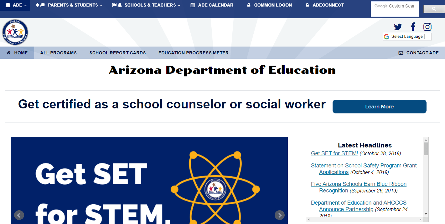 How PrimeView helped the Arizona Department of Education