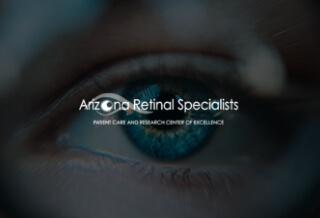 Arizona Retinal Specialists Web Design