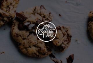 Web Design Portfolio - Cookies From Home