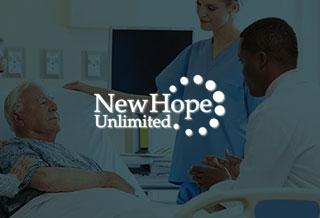 Web Design Portfolio - New Hope Unlimited