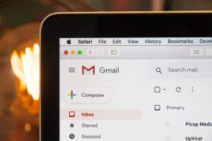 Gmail Account On Laptop